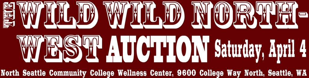 Auction graphic banner